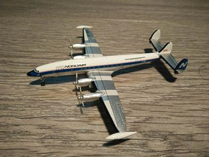1:400 AEROCLASSICS NORD AIR Super Constellation cf-nak