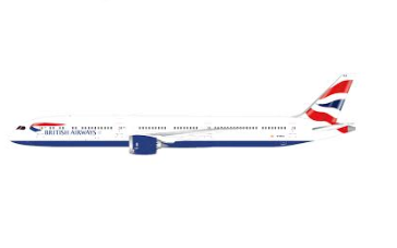 1:400 GEMINI JETS BRITISH AIRWAYS B787-10 G-ZBLA