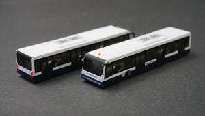 1:200 FANTASYWINGS BRITISH AIRWAYS AIRPORT BUS SET OF 2