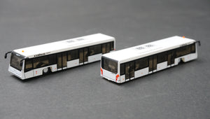 1:200 FANTASYWINGS NORMAL COBUS AIRPORT BUS SET OF 4