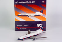Load image into Gallery viewer, 1:400 NG BRITISH AIRWAYS L-1011 G-BGBB (Landor)