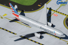 Load image into Gallery viewer, 1:400 GEMINI JETS AMERICAN B777-200ER N797AN