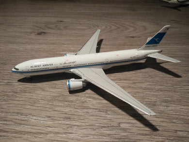 1:400 GEMINI KUWAIT AIRWAYS B777-200 9K-AOB