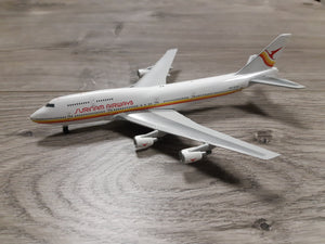 1:400 PHOENIX SURINAM AIRWAYS B747-300 PH-BUW