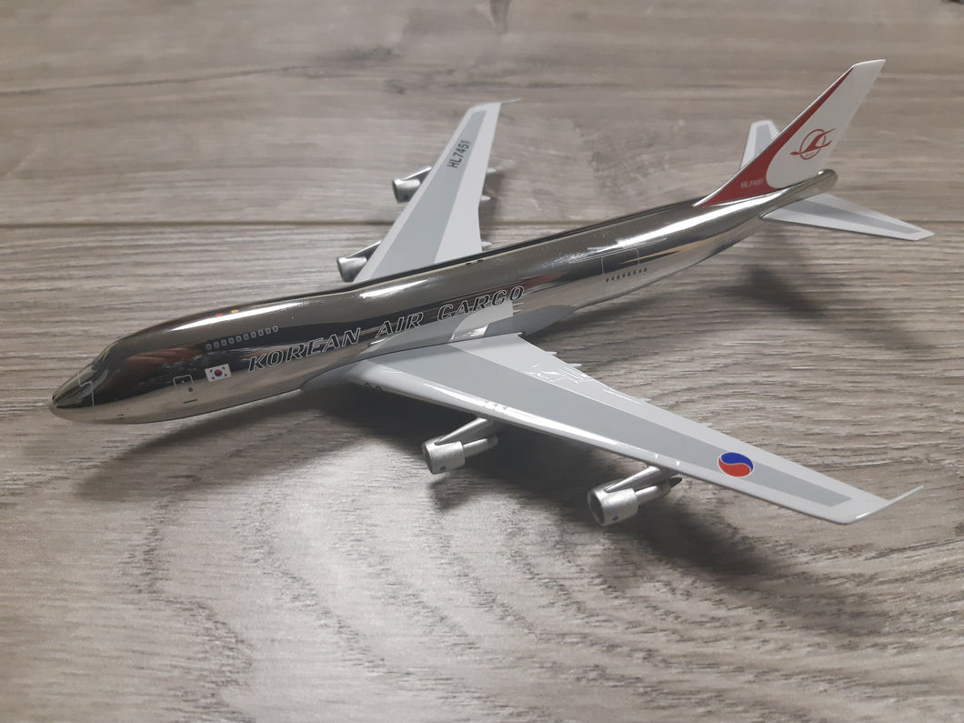 1:400 BIG BIRD KOREAN AIR CARGO B747-200F