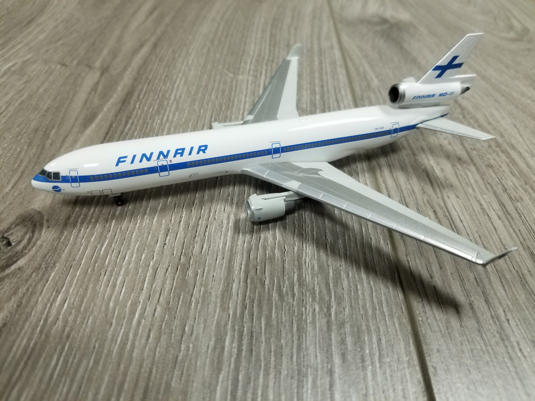 1:400 DRAGON FINNAIR MD-11 OH-LGA