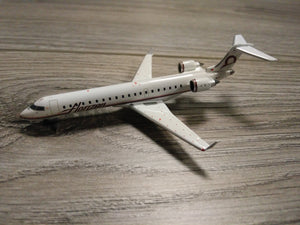 1:400 GEMINI HORIZON AIR CRJ700 N600QZ