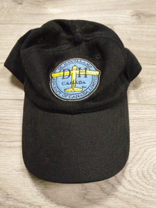 Hat D&H De havilland Canada Black