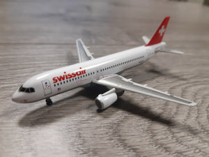 1:400 DRAGON SWISSAIR A320-214 HB-IJE