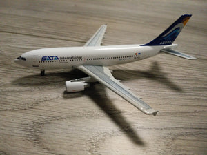 1:400 PHOENIX SATA INTERNATIONAL A310 CS-TGV