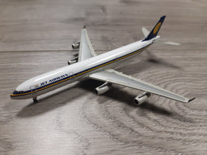 1:400 GEMINI JET AIRWAYS A340-300 VT-JWB