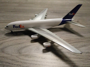 1:400 DRAGON FEDEX A380