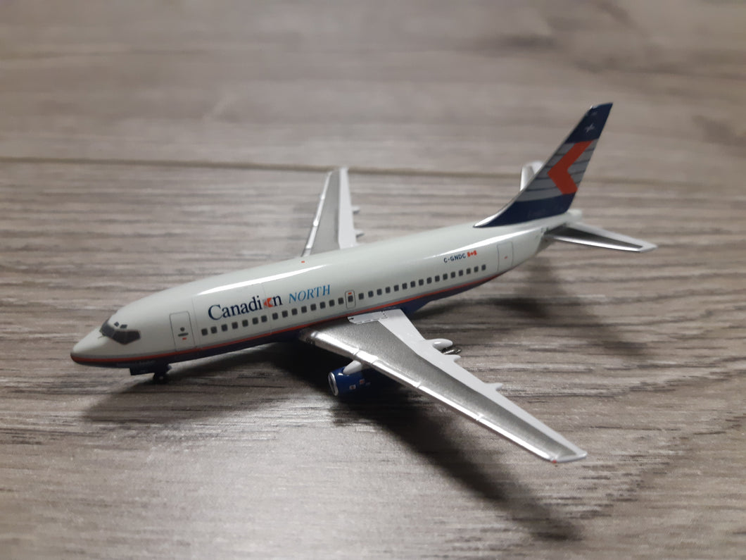 1:400 AERO CANADIAN NORTH B737-200 C-GNDC