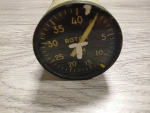 VINTAGE AIRPLANE DIAL RPM