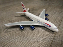 Load image into Gallery viewer, 1:400 PHOENIX BRITISH AIRWAYS AIRBUS A380 G-XLEA