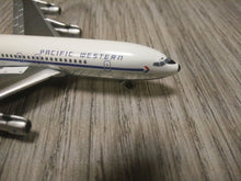 Load image into Gallery viewer, 1:400 AEROCLASSICS PACIFIC WESTERN B707-138B CF-PWV