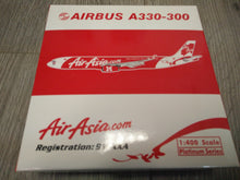 Load image into Gallery viewer, 1:400 PHOENIX AIR ASIA A330-300 9M-XXA