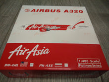 Load image into Gallery viewer, 1:400 PHOENIX AIR ASIA A320-200 PK-AXE