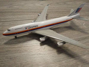 1:400 DRAGON UNITED 747-422 N178UA