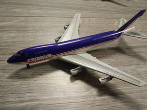 1:400 DRAGON FEDEX DC-10F & B746-200F PACK