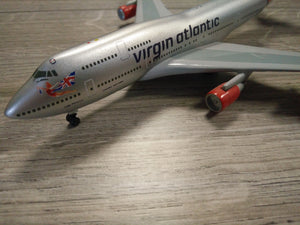1:400 IXO VIRGIN ATLANTIC B747-400 G-VFAB