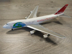 1:400 HERPA NORTHWEST AIRLINES CARGO B747-200F N643NW