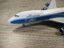 Load image into Gallery viewer, 1:400 JC WINGS AIR BRIDGE CARGO B-747-8F VQ-BGZ