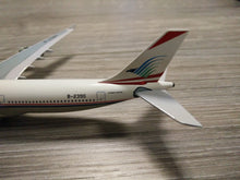 Load image into Gallery viewer, 1:400 AEROCLASSICS GARUDA INDONESIA A340-300 B-2390 HYBRID LIVERY