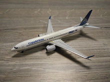 Load image into Gallery viewer, 1:400 AEROCLASSICS COPA B737 MAX-9 HP-9901CMP