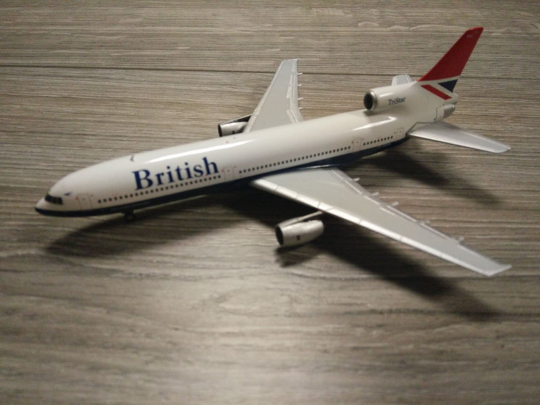 1:400 GEMINI BRITISH AIRWAYS L-1011 G-BBAG