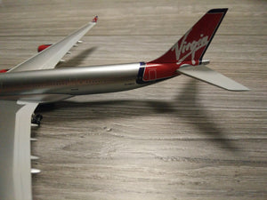 1:400 DW VIRGIN ATLANTIC A340-600 G-VSHY