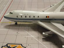 Load image into Gallery viewer, 1:400 GEMINI SABENA B747-100 OO-SGB