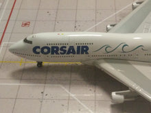 Load image into Gallery viewer, 1:400 GEMINI CORSAIR B747-300 F-GSEA
