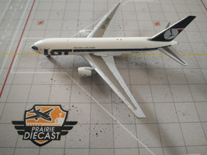 1:400 AEROCLASSICS LOT Polish B767-200 SP-LOA
