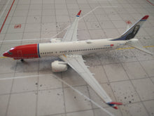 Load image into Gallery viewer, 1:400 AEROCLASSICS NORWEGIAN  B737 MAX 8 EI-FYC