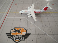 Load image into Gallery viewer, 1:400 JET-X AIR CANADA JAZZ BAE-146 C-GRNZ