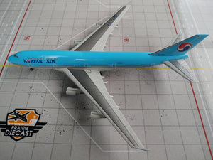 1:400 DRAGON KOREAN AIR B747-400 HL7482