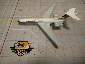 1:400 GEMINI GULF AIR VC-10 GOLDEN FALCON A340-VI