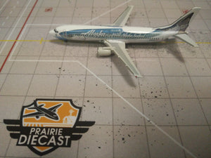"1:400 GEMINI ALAKSA B737-400 N792AS ""SALMON THIRTY SALMON"""