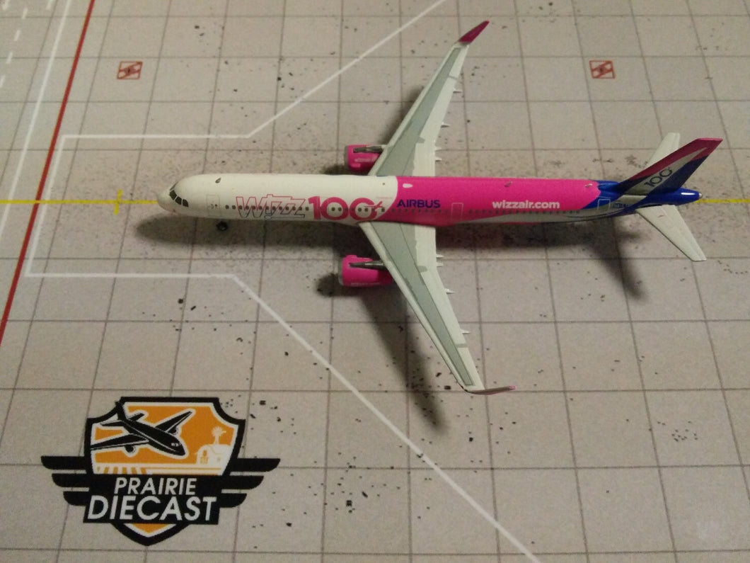 1:400 PHOENIX WIZZ AIR A321 HA-LTD