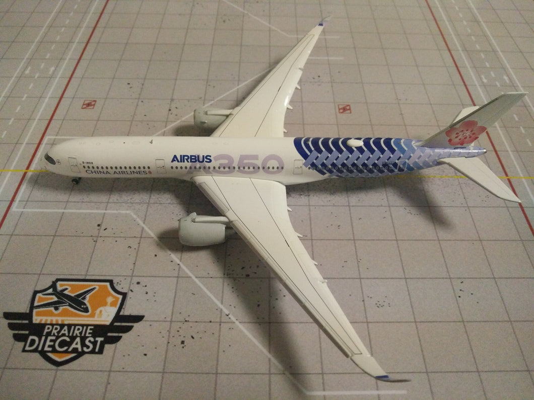 1:400 JC CHINA AIRLINES A350-900 B-18918