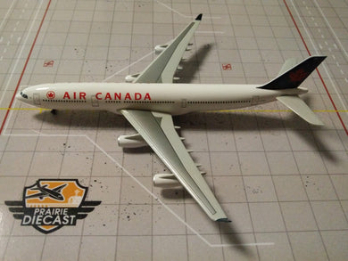 1:400 DRAGON AIR CANADA A340-300 C-FYKX