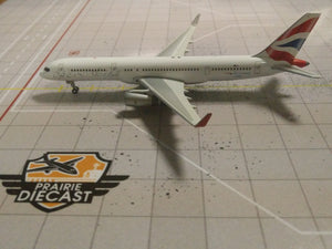 1:400 GEMINI BRITISH AIRWAYS B757-200 G-BPEK OPEN SKIES