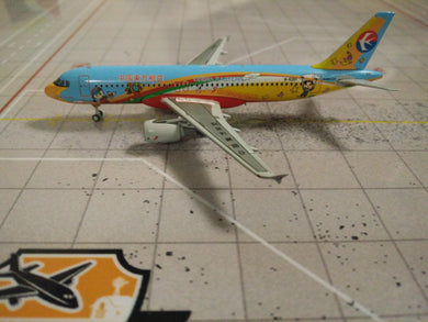 1:400 JC WINGS CHINA EASTERN A320 B-6261