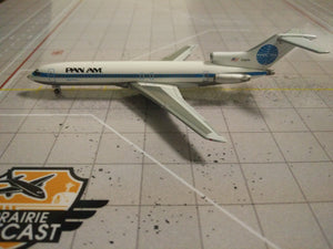 1:400 GEMINI PAN AM B727-200 N365PA