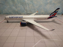 Load image into Gallery viewer, 1:400 AV400 AEROFLOT A350-900 VQ-BFT