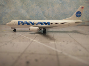 1:400 DRAGON PAN AM B737-400 N406KW