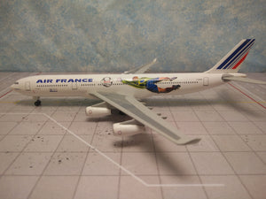 1:400 DRAGON AIR FRANCE A340-300 F-GLEK