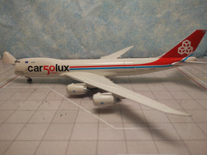 1:400 JC WINGS CARGOLUX B747-8F LV-VCC