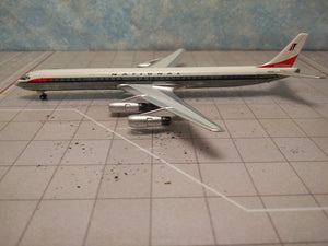 1:400 AEROCLASSICS NATIONAL DC-8-63 N45090